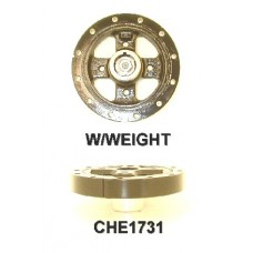 CHE1731 87-90 2.8 LT 4 BOLT W/WEIGHT #1408 5401