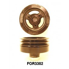 FOR3302 FORD 330 C.I. 83/ 2 V-BELT 2 KEYWAYS 1.39 CRANK 2.39 SEAL D3TE-AA
